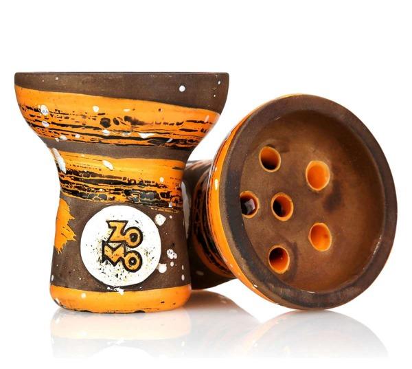 clay tiger kong bowls