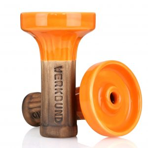Werkbund Hookah Zeus Orange Phunnel