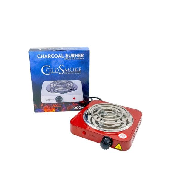 CS Charcoal Burner red
