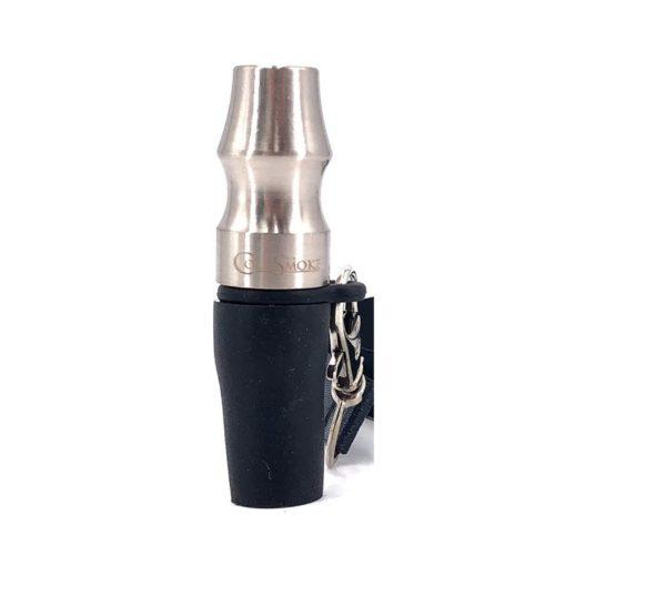 Aluminium Tip Black