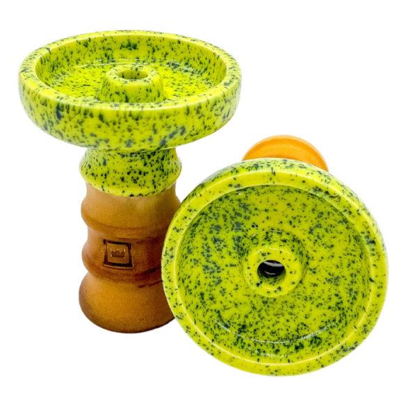 Mrsmoke YellowDot Phunnel Bowl