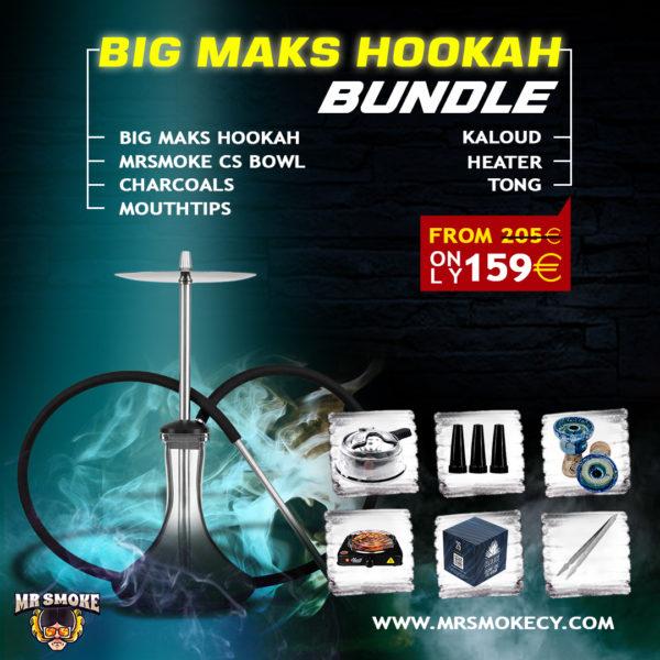 Big Maks Hookahs Bundle