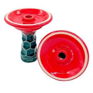 UPG Turtle RedGreen Bowl