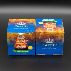 Caesar premium shisha charcoal 3 kg