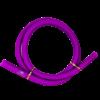 Silicone hose - Matt Purple