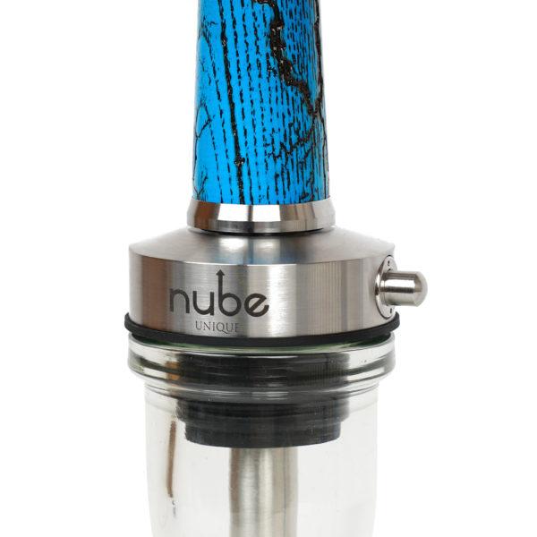 Nube Unique Volt Blue Shisha