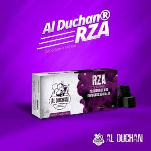 Al Duchan RZA Premium Hookah natural charcoal 1kg