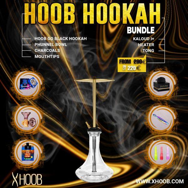 HOOB HOOKAH BUNDLE